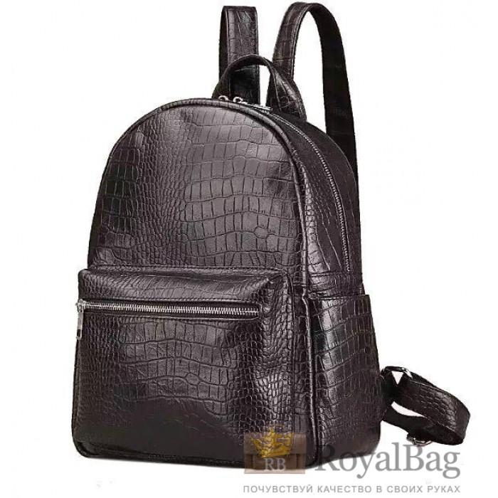 f04ff13bd13b Где можно заказать качественный кожаный мужской городской рюкзак